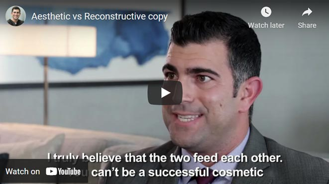 Video on Aesthetic vs Reconstructive copy Click to See