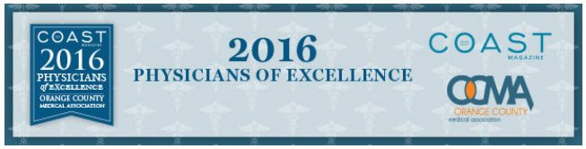 2016 Physicians of Excellence Banner