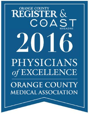Orange County Register & Coast 2016 Physicians of Excellence