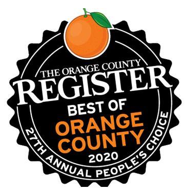Orange County Register Best of Orange County 2020 logo
